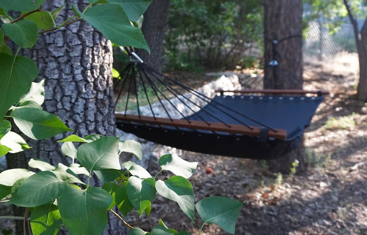 Curl Up in Our Hammock!