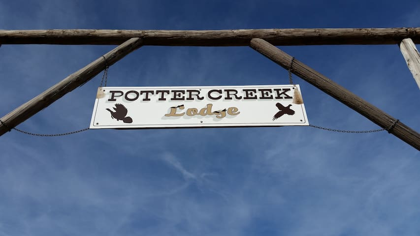 Potter Creek Outfitters Lodge