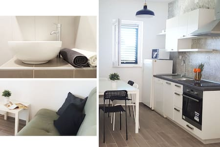 Fully renovated apartment next to the sea A2+2 - Zablaće - Byt