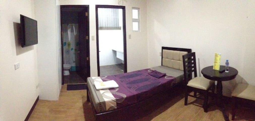 Cozy Studio Unit in Naga City - Naga - อพาร์ทเมนท์