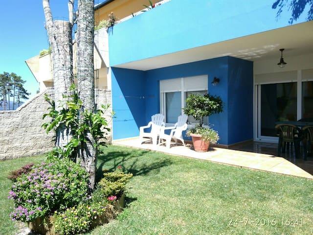 Naturaleza, playas y tranquilidad - Vilanova de Arousa - Casa