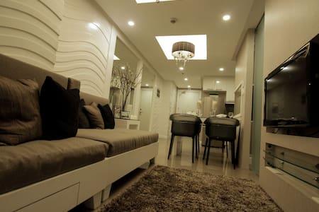 Fort Bonifacio Elegant 1 BR Suite - Taguig - Appartamento