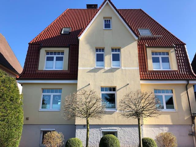 """Villa Topas - Ferienwohnung """"Krabbe"""""""