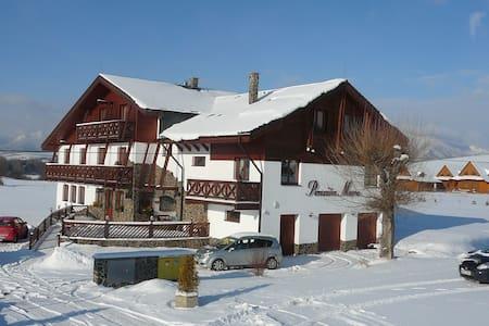 Penzion v strede regiónu Liptov - Liptovský Trnovec