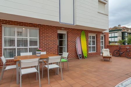 Somo Surf Duplex 3 dormitorios - Leilighet