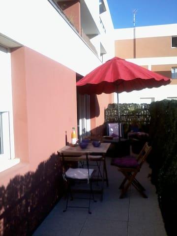 Appartement avec terrasse à Montpellier Sud - Montpellier - Apartment