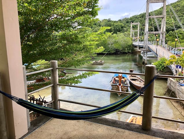 Bayou View