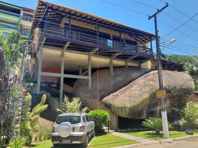 Garatucaia - Casa da Pedra