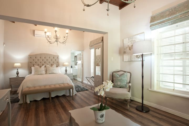 Afrika Pearl Guesthouse: Tranquility
