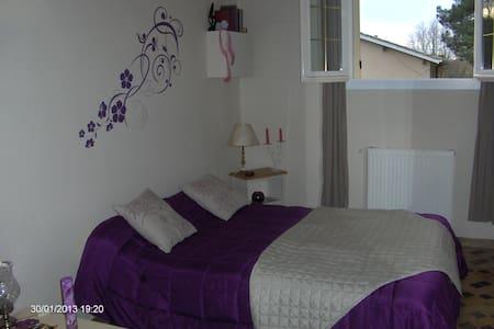 Une chambre au calme et au vert - Casteljaloux