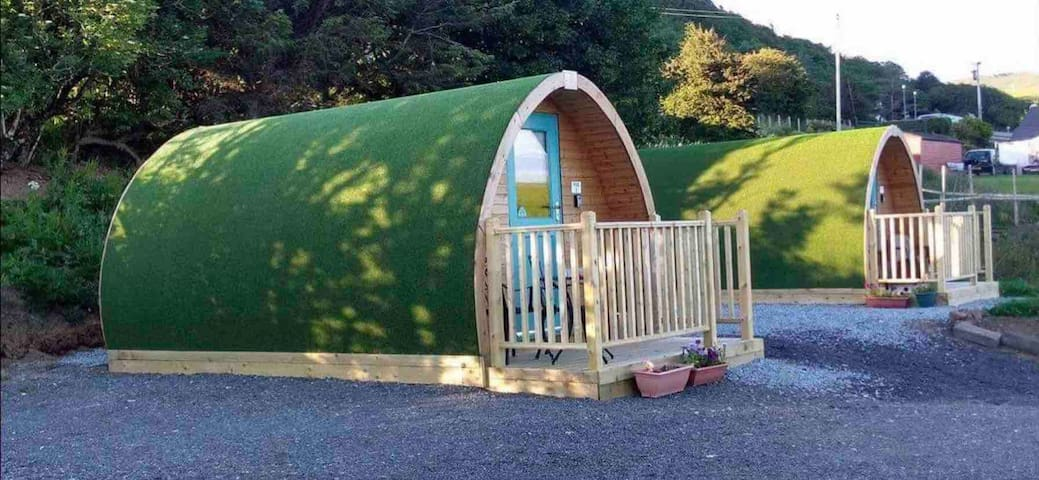 Skye Holiday Pods (Pod 1) ⭐️Open from 3rd July