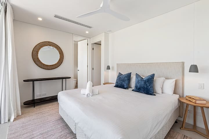 Master Bedroom with WIR and ensuite