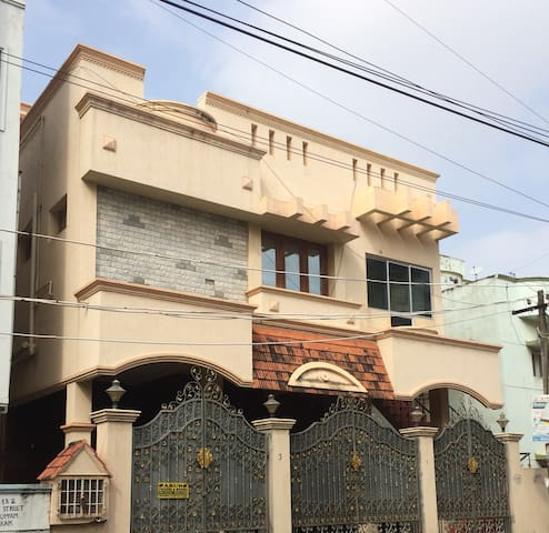 Entire House with Space and Comfort in Chennai