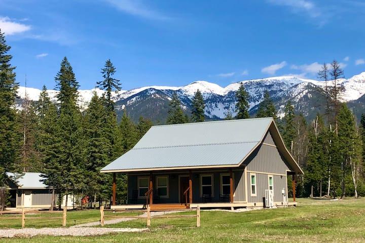 Swan Mountain Retreat House