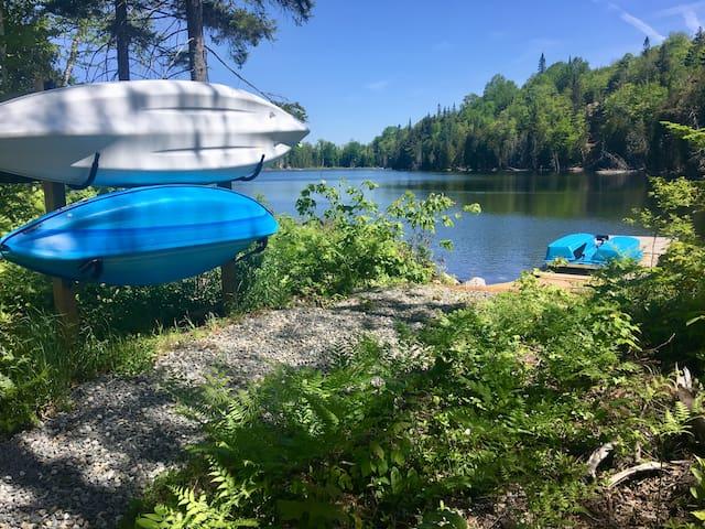 Le Blaireau : Spa/Lakefront