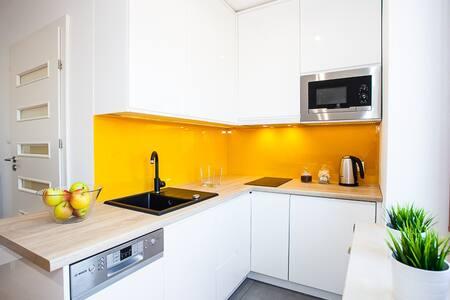Sunny Apartment in Wieliczka - Wieliczka