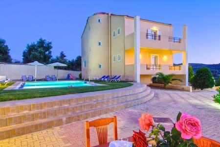Villa Erato with Private Pool and Huge Garden - Chani Alexandrou