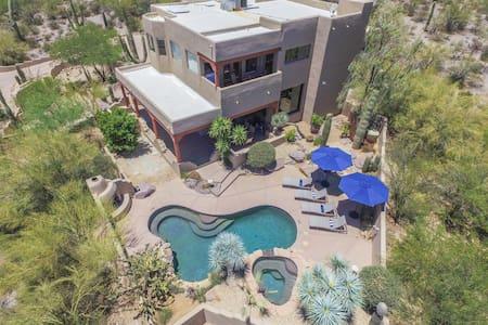 Fabulous Luxury Home on quiet 2 ac Tucson