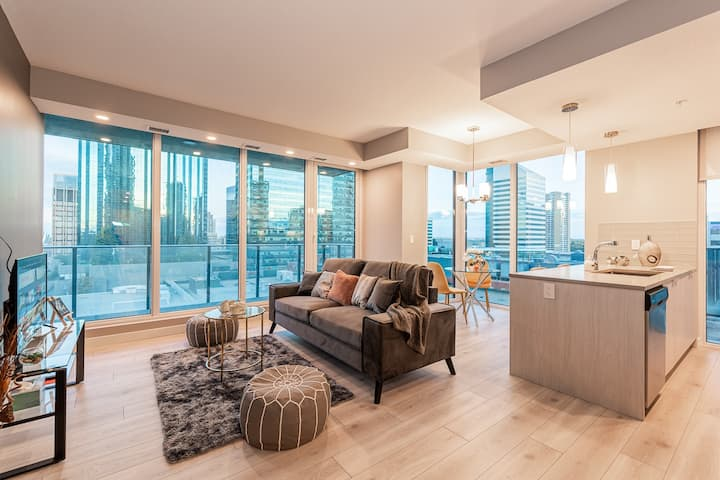 New 2bdrm condo in Encore Tower in Ice District