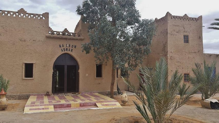 maison adrar