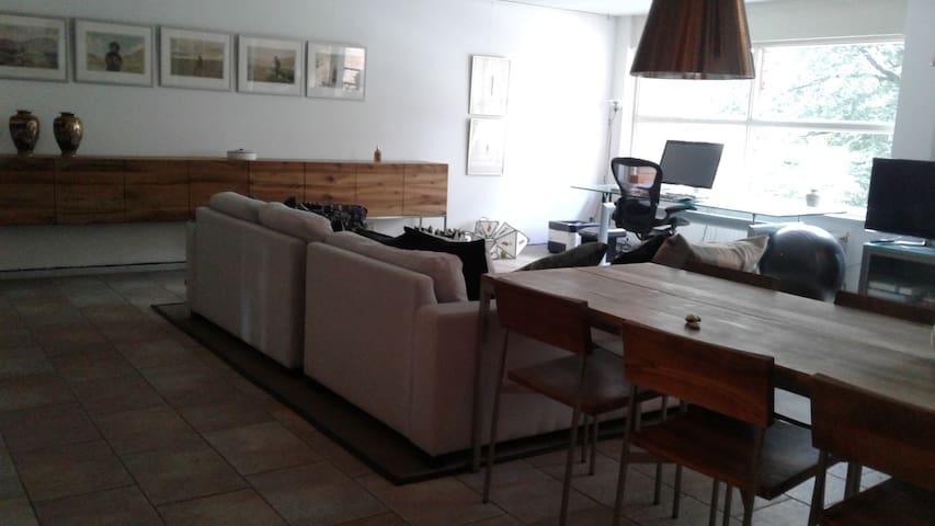 Elegant Apartment Centre Tilburg