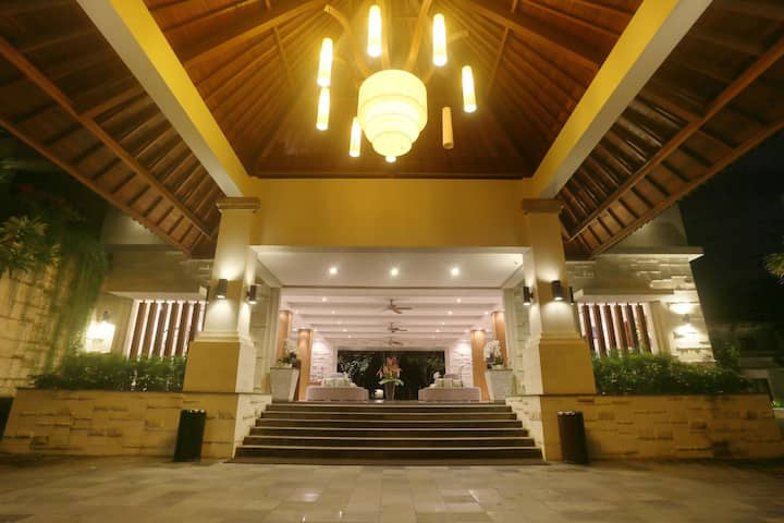 Lovely Double Or Twin Deluxe At Nusa Dua-Tanjung Benoa