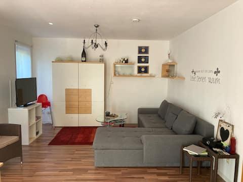 Apartamento Happiness UNInah, acogedor apartamento de 2 habitaciones