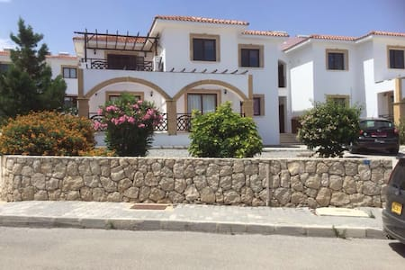Spacious Apartment in North Cyprus - Esentepe - Appartement