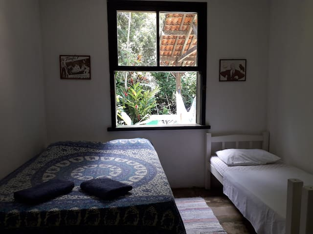 Exclusive double room - Nossa Casa