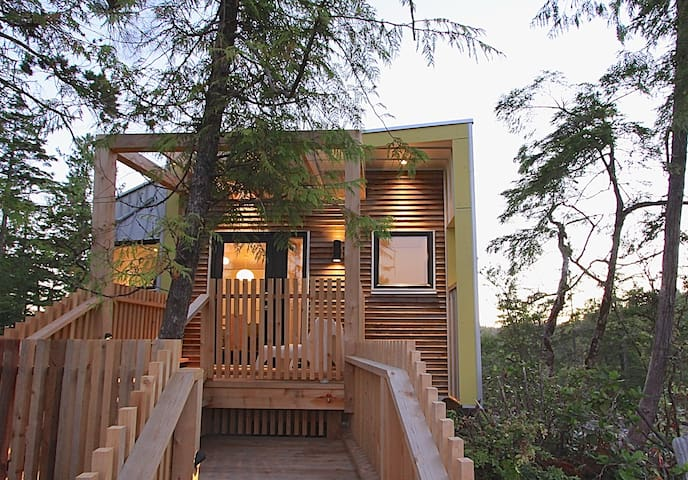 Tofino Skylodge - Tofino - Appartement