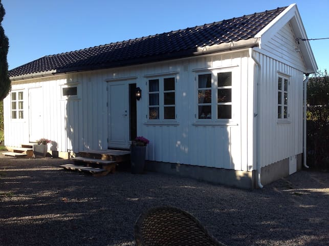 Minas Hus. - Åsgårdstrand