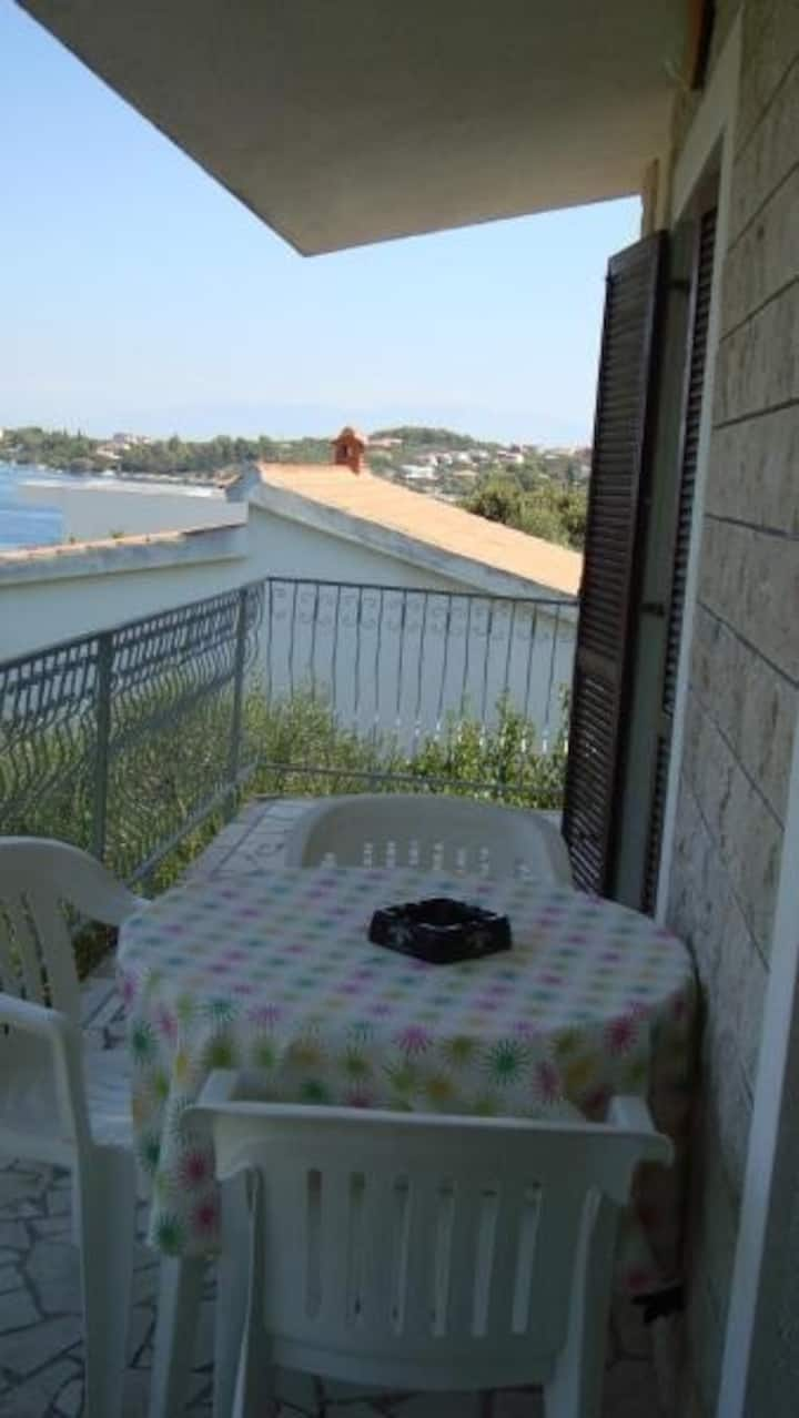 Apartments Mali Odmor- One Bedroom Apartment with Sea View- Apartment 3