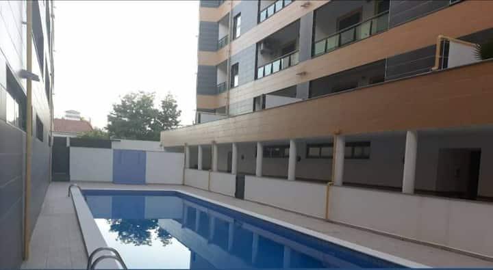 Apartamento no centro de Vila Nova de Cacela