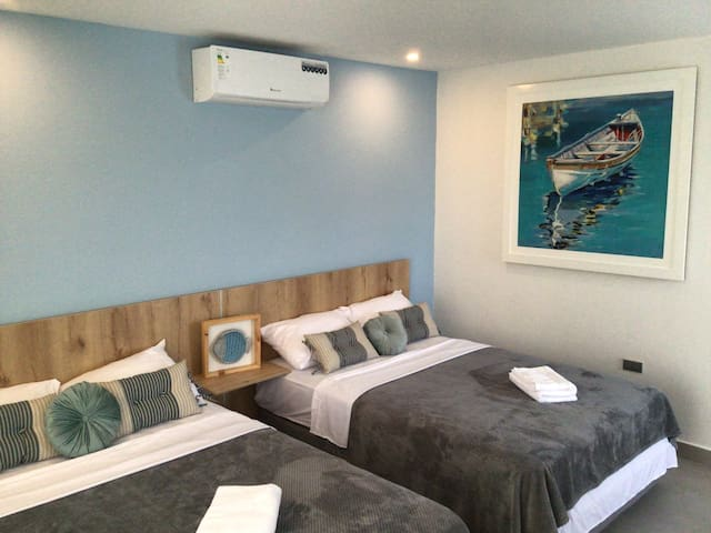 Dormitorio suite 1