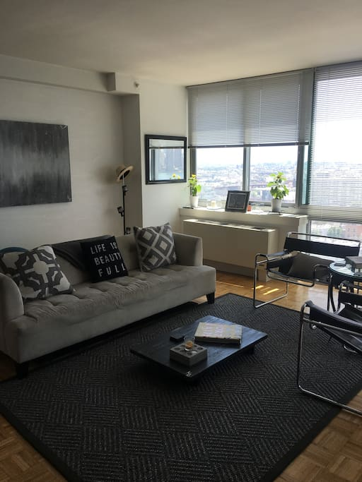 Luxury 1 Bedroom Apt In Cool Lic Nyc Apartments For Rent In Long Island City New York United