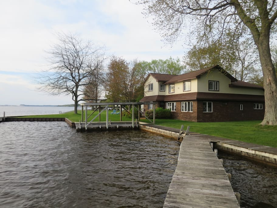 Large Lake Front Property