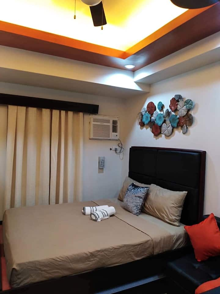 Penthouse Unit in Centrio Towers for Daily Rent