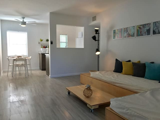 Mimo Aparts - 3 - Super Clean Huge 1 bedroom - Miami - Appartement