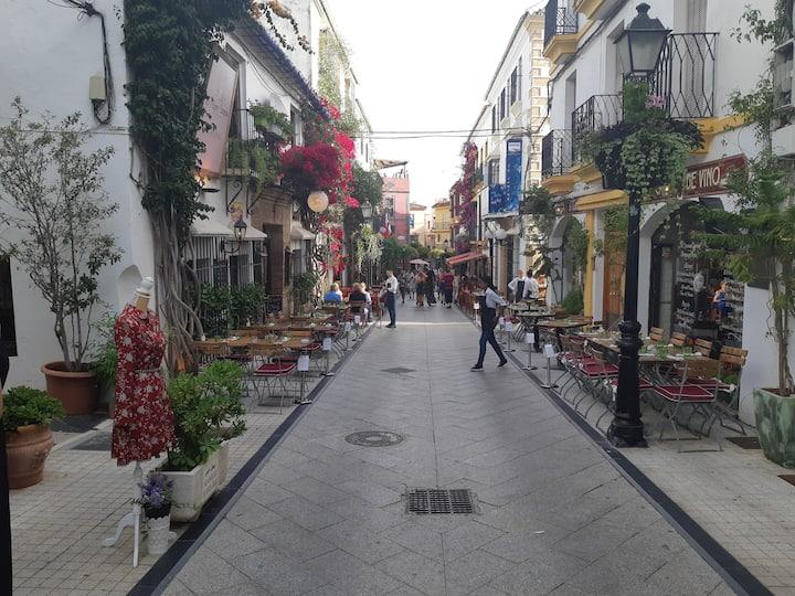 Casita Bonita Centro Marbella