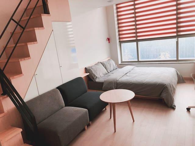 Studio Residence 05A (Duplex)