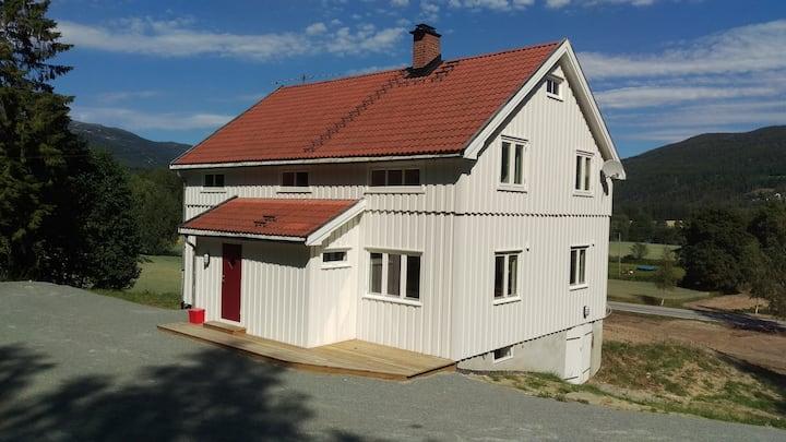 Under Norefjell - Egnet for flere familier sammen