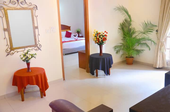 2 BHK suite room