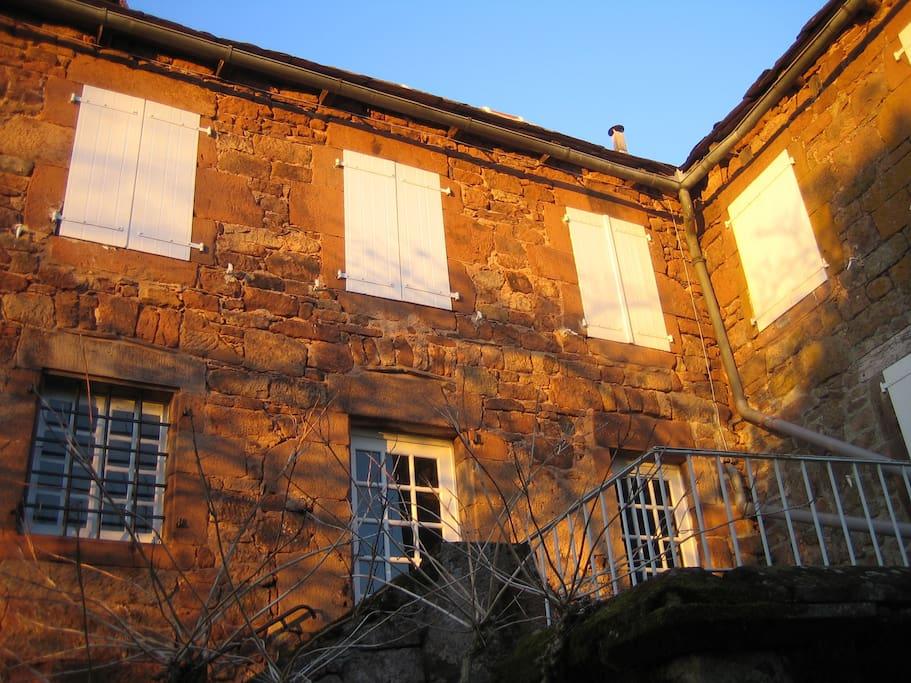 La maison Bieulac