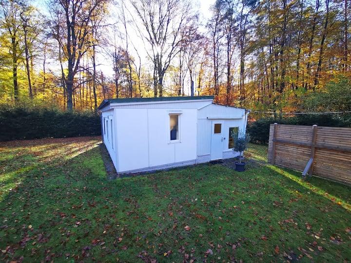 The last house before beautiful Liepnitz-lake