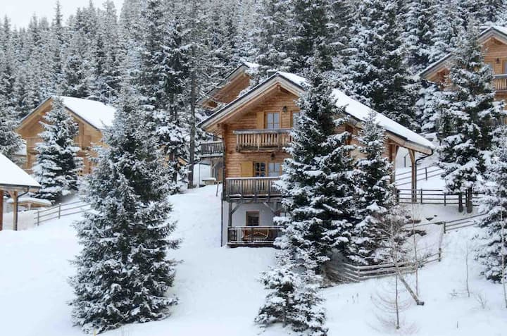 Almhaus/Skihütte Koralpe