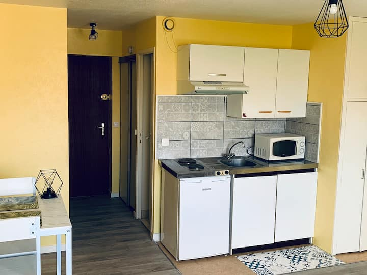 ***APPARTEMENT PERROS GUIREC CENTRE N7***