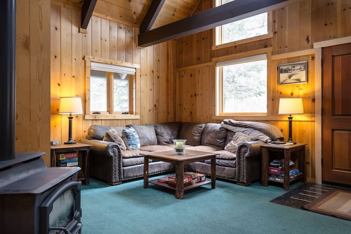 Cozy Home in Squaw Valley - Olympic Valley - Talo