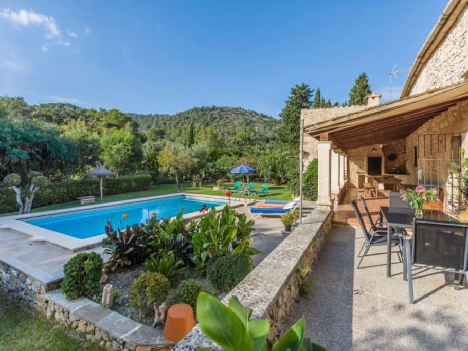 Casa Camelia - Mallorca, Spain