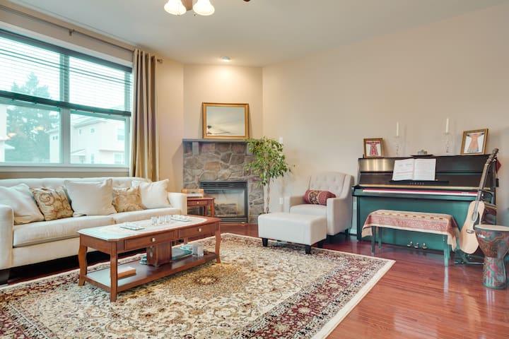 Elegant Queen Room & Full Bath in Philly