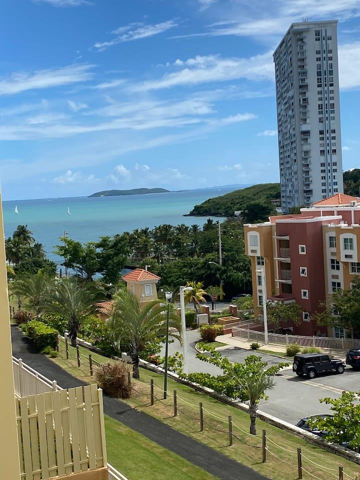 Palomino Ocean View Apartment